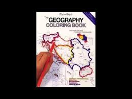 The Awesome Web Geography Coloring Book