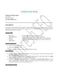 CURRICULUM VITAE AMRESH KUMAR SINGH Laxmi Nager Delhi India 110092 Amreshkmr4gmail