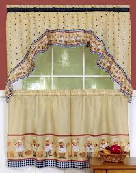 French Country Kitchen Curtains by Astounding French Country Kitchen Curtains Valances Using Floral