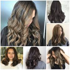 Brown Page 4 Best Hair Color Ideas Trends In 2017 2018 Hair Colour Trends Summer 2018