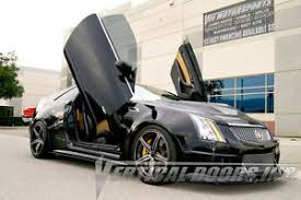 Cadillac CTS Coupe 2 Door V Coupe 2008 14 Vertical Doors Lambo