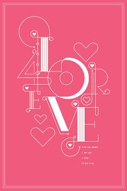 Happy Valentine Graphic Design Malaysian Designer Who