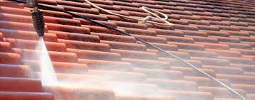 how to clean your tile roof diy guide from a roofing company