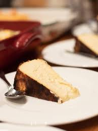 burnt basque cheesecake recipe la viña style