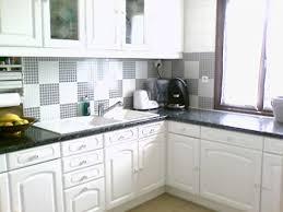 cuisine blanche pas cher cuisine blanche idées décoration intérieure farik us
