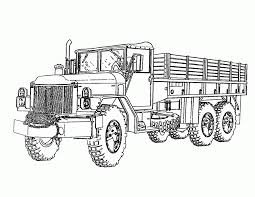 Military Coloring Pages Free Book