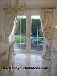 French Door Treatments Ideas by French Door Curtain Pottery Barn Home Furnishings Home Decor