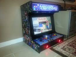 Mini Arcade Cabinet Kit Uk by Bartop Arcade Cabinet Plans U0026 Templates Downloadable Price