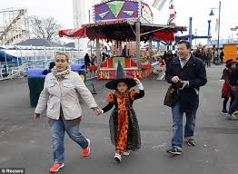 Vienna Halloween Parade Rescheduled by Halloween Could Be Cancelled Hurricane Sandy U0027has Made It Too