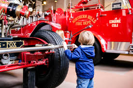 100 Fire Trucks Kids Cincinnati Museum Cincinnati Parent Magazine