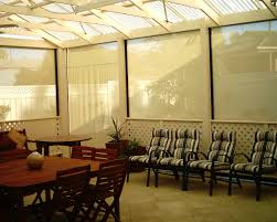 Roll Up Patio Shades Bamboo by Outdoor Window Shades Bamboo The Awnings On This Home Shade The
