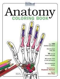 Kaplan Anatomy Coloring Book Ebook By Stephanie Mccann Reviews