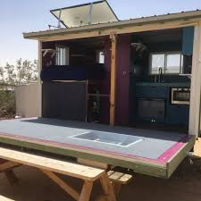UltraLow Impact Tiny House Tiny House For Sale In Joshua Tree