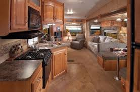 Keystone RV Cougar Interior
