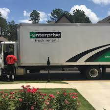 100 Box Truck Rentals Enterprise Rental Moving Review