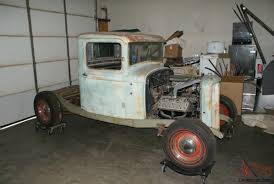 1932 Ford Pickup Project Nearly Complete All The Best Parts Flathead ... 1934 Ford Model A Truck Channeled All Steel 1932 Ratrod Ford Pickup Truck For Sale Rm Sothebys Model B Closed Cab Auburn Spring 2018 New Price Obo The Hamb Ford For Classiccars Kit Classiccarscom Cc1075854 5 Window Coupe Gateway Classic Cars 1642lou