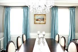 Dining Room Drapes Ideas Curtain Popular Modern Curtains In Idea Draperies Formal