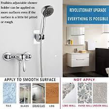 nagel handheld dusche kopf dusche verstellbar ohne