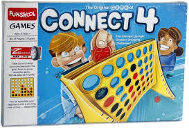 Funskool The Original Game Of Connect 4 Board