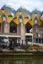 100 Cubic House S Kubuswoningen Designed By Piet Blom Rotterdam South