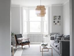 my living room makeover painted white floors and light grey