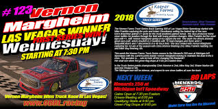 Keener Farms Truck Series Race Las Vegas Motor Speedway - IRacing
