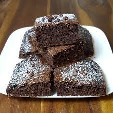 lowcarb brownies rezept 30g schoko whey protein 15g