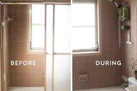 how to remove shower doors hearts