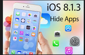 iOS 8 1 3 Glitch allows you to Hide iPhone Apps Apple Default