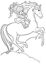 Horses Coloring Book Pictures Of Photo Albums