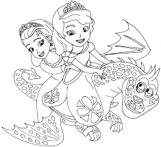 Sofia The First Coloring Pages Free Princess Games Adult Color Play Sheets Full Size