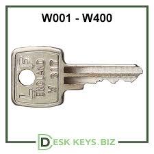 silverline filing cabinet keys w001 w400 www deskkeys biz