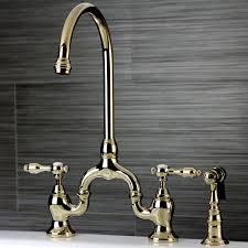 Kingston Brass Faucets Canada by Faucet Com Ks7792talbs In Polished Brass By Kingston Brass