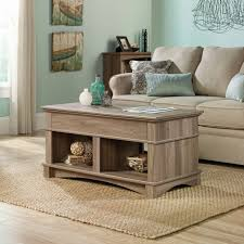 coffee table living room table sets with storage alcove pack