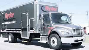 Mobile Truck Maintenance | Ryder Truck Maintenance