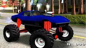 GTA San Andreas - 1968 Chevrolet Corvette Stingray Monster Truck ... Gta Gaming Archive Stretch Monster Truck For San Andreas San Andreas How To Unlock The Monster Truck And Hotring Racer Hummer H1 By Gtaguy Seanorris Gta Mods Amc Javelin Amx 401 1971 Dodge Ram 2012 By Th3cz4r Youtube 5 Karin Rebel Bmw M5 E34 For Bmwcase Bmw Car And Ford E250 Pumbars Egoretz Glitches In Grand Theft Auto Wiki Fandom Neon Hot Wheels Baja Bone Shaker Pour Thrghout
