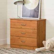 South Shore Libra Double Dresser With Door by Country Pine Dressers U0026 Chests Of Drawers Ebay