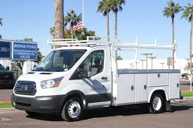 100 Ford Service Trucks TRANSIT Utility Truck For Sale