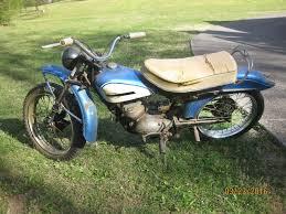 Little Big Man 1965 Harley Davidson M 50