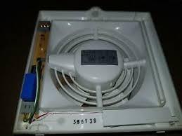 details zu maico eca 150 kvz lüfter wand ventilator lüfter badlüfter 15cm ohne abdeckung