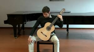 preli guitare a le salzburg guitar 2017 preliminary riccardo cervato