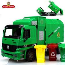100 Garbage Truck Kids 122 Large Sanitation Children Toys Inertia