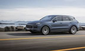 100 First Truck Ever Made 2019 Porsche Cayenne Drive Review Car And Driver