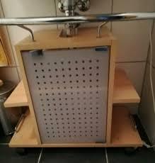 waschbeckenunterschrank buche bad badezimmer