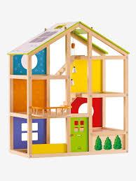 Hape Kitchen Set Nz by Hape Large Furnished Dollhouse Set Vertbaudet