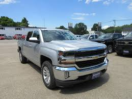 New 2018 Chevrolet Silverado 1500 From Your Franklin NH Dealership ...