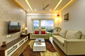 Home Interior Work Magnificent Living Room Interiors Designed And Furnished By