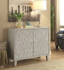Coaster Curio Cabinet Assembly Instructions by 950710 Accent Cabinet In Grey By Coaster