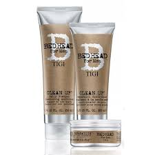 Bed Head Matte Separation Wax by Tigi Matte Separation Clean Up Shampoo And Conditioner For Men