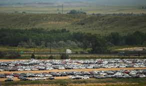 Diesel VW For Sale: Cars Parked Near Colorado Springs Wait To Be ...